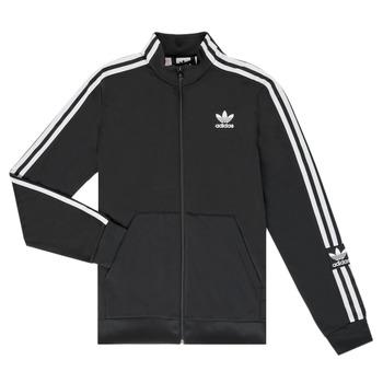 Oblačila Dečki Športne jope in jakne adidas Originals MARIEME Črna