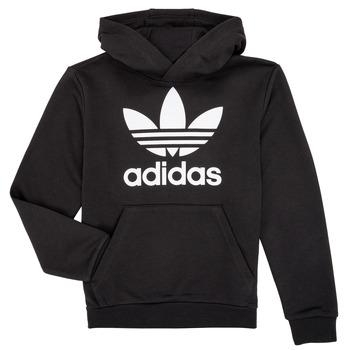 Oblačila Otroci Puloverji adidas Originals ZACK Črna