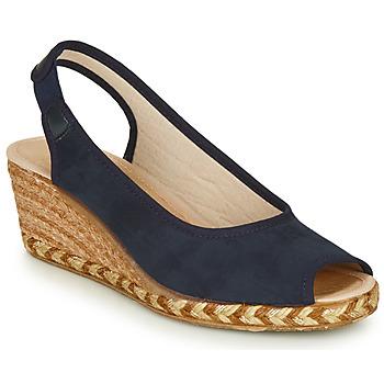 Čevlji  Ženske Espadrile Damart LORELO Modra