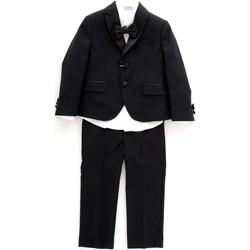 Oblačila Otroci Otroški kompleti Luciano Soprani COML292 Blu
