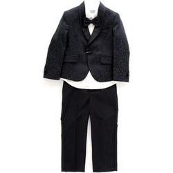 Oblačila Otroci Otroški kompleti Luciano Soprani COML281 Blu