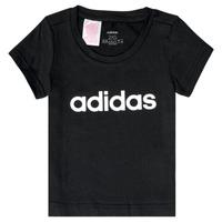 Oblačila Deklice Majice s kratkimi rokavi adidas Performance NATRAZ Črna