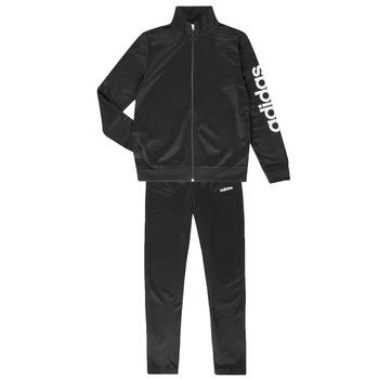 Oblačila Dečki Trenirka komplet adidas Performance GOMEZ Črna