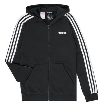 Oblačila Deklice Puloverji adidas Performance GOMELLO Črna