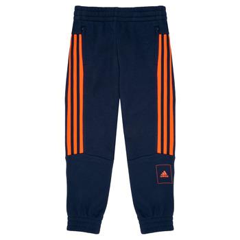 Oblačila Dečki Spodnji deli trenirke  adidas Performance PERIOLRI Modra