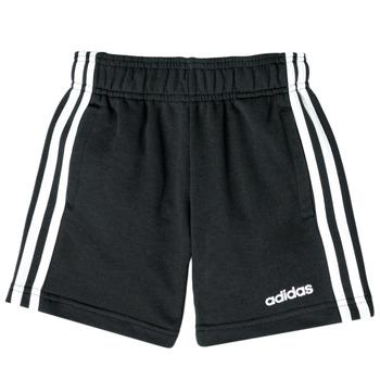 Oblačila Dečki Kratke hlače & Bermuda adidas Performance NATALIE Črna