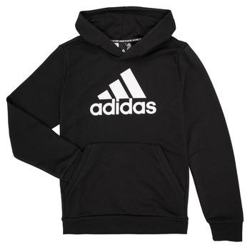 Oblačila Dečki Puloverji adidas Performance MANEZ Črna