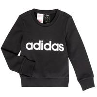 Oblačila Deklice Puloverji adidas Performance MED Črna