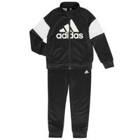 Oblačila Dečki Trenirka komplet adidas Performance AMAURY Črna