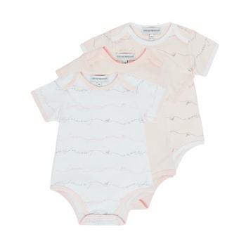 Oblačila Deklice Pižame & Spalne srajce Emporio Armani Alexander Rožnata