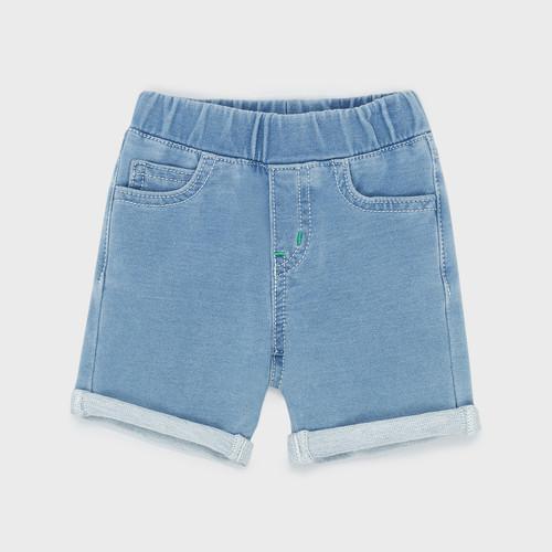 Oblačila Dečki Kratke hlače & Bermuda Emporio Armani Aurélien Modra