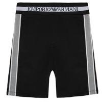 Oblačila Dečki Kratke hlače & Bermuda Emporio Armani Aubert Črna