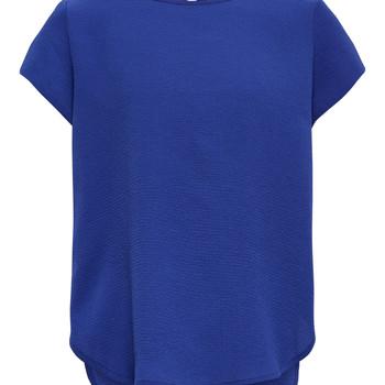 Oblačila Deklice Topi & Bluze Only KONVICTORIA Modra