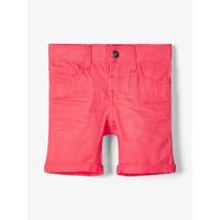 Oblačila Dečki Kratke hlače & Bermuda Name it NMMSOFUS TWIISKA Rdeča