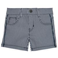 Oblačila Dečki Kratke hlače & Bermuda Name it NKFSALLI Modra