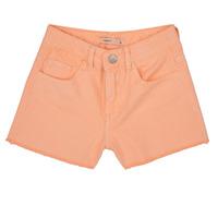 Oblačila Deklice Kratke hlače & Bermuda Name it NKFRANDI Rožnata