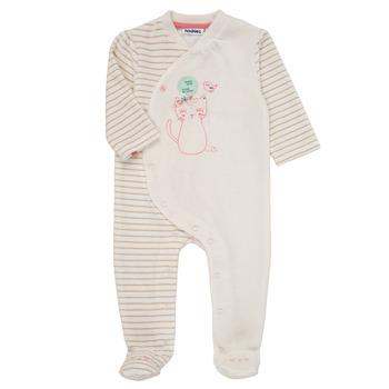 Oblačila Deklice Pižame & Spalne srajce Noukie's LEO Rožnata