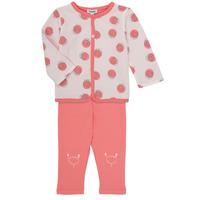 Oblačila Deklice Otroški kompleti Noukie's OSCAR Rožnata