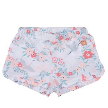 Oblačila Deklice Kratke hlače & Bermuda Carrément Beau SAMUEL Bela