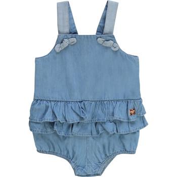 Oblačila Deklice Kombinezoni Carrément Beau KYAN Modra