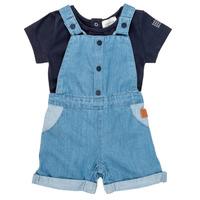 Oblačila Dečki Otroški kompleti Carrément Beau OTIS Modra