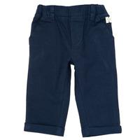 Oblačila Dečki Hlače s 5 žepi Carrément Beau ORNANDO Modra