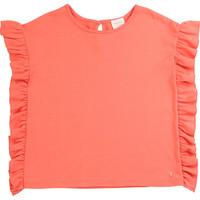 Oblačila Deklice Majice s kratkimi rokavi Carrément Beau LEANA Rožnata