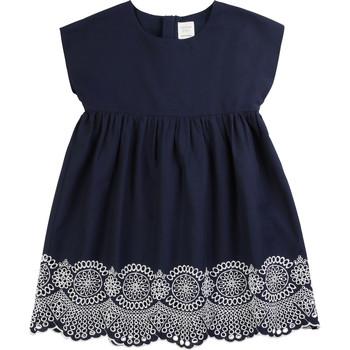 Oblačila Deklice Kratke obleke Carrément Beau LISE Modra
