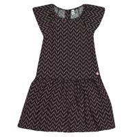 Oblačila Deklice Kratke obleke 3 Pommes JULIE Črna