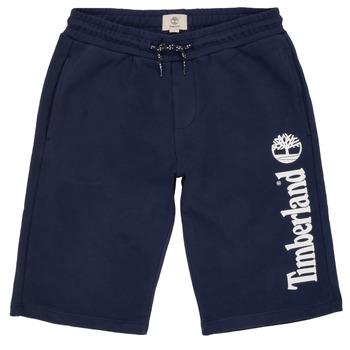 Oblačila Dečki Kratke hlače & Bermuda Timberland OMAR Modra