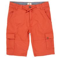 Oblačila Dečki Kratke hlače & Bermuda Timberland STANISLAS Rdeča