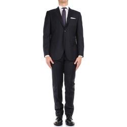 Oblačila Moški Obleka Kiton 0358181/7 Blue