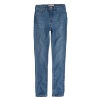 Oblačila Deklice Jeans skinny Levi's 721 HIGH RISE SUPER SKINNY Annex