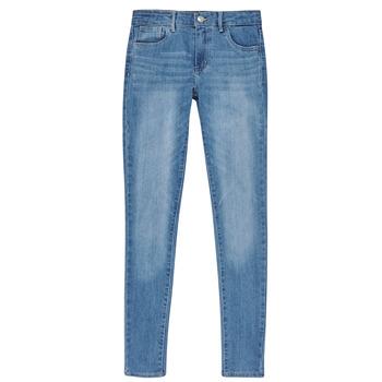 Oblačila Deklice Jeans skinny Levi's 710 SUPER SKINNY Keira