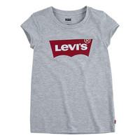 Oblačila Deklice Majice s kratkimi rokavi Levi's BATWING TEE Siva