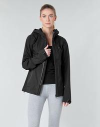Oblačila Ženske Športne jope in jakne adidas Performance W PARLEY 3L JKT Črna