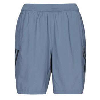 Oblačila Moški Kratke hlače & Bermuda adidas Performance 4K_TEC Z 3WV 8 Črna