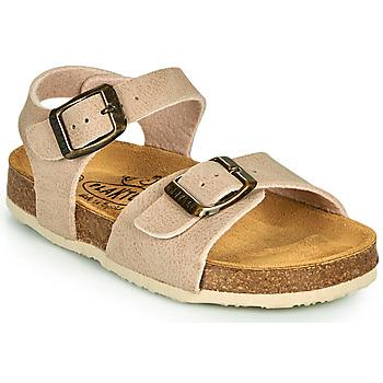 Čevlji  Otroci Sandali & Odprti čevlji Plakton LOUIS Bež