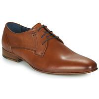 Čevlji  Moški Čevlji Derby André LAZERMAN Cognac