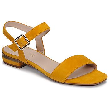 Čevlji  Ženske Sandali & Odprti čevlji Fericelli MADDY Rumena
