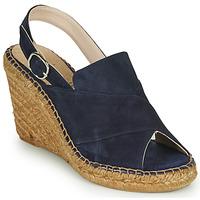 Čevlji  Ženske Sandali & Odprti čevlji Fericelli MARIE Modra