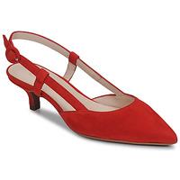 Čevlji  Ženske Salonarji Fericelli JOLOIE Rdeča