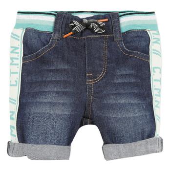 Oblačila Dečki Kratke hlače & Bermuda Catimini GABRIELLE Modra