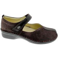 Čevlji  Ženske Balerinke Calzaturificio Loren LOM2749bo nero