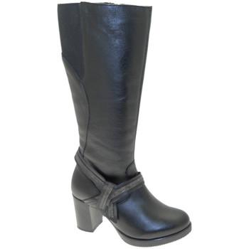 Čevlji  Ženske Mestni škornji    Calzaturificio Loren LOC3860ne nero