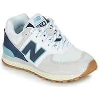 Čevlji  Nizke superge New Balance GC574SOU Bela / Modra