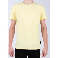 Oblačila Moški Majice s kratkimi rokavi DC Shoes DC EDYKT03376-YZL0 yellow