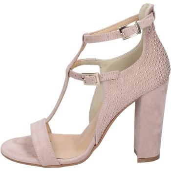 Čevlji  Ženske Sandali & Odprti čevlji Olga Rubini BP353 Roza