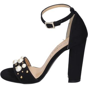 Čevlji  Ženske Sandali & Odprti čevlji Olga Rubini BP356 Črna