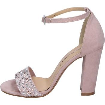 Čevlji  Ženske Sandali & Odprti čevlji Olga Rubini BP357 Roza